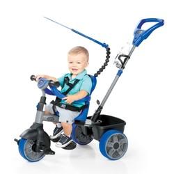 Tricycle évolutif 4 en 1 - Bleu