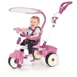 Tricycle évolutif 4 en 1 - Rose