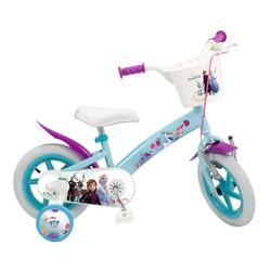 La Reine des Neiges - Vélo 12''