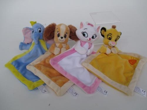 Doudou Animal Tales Disney