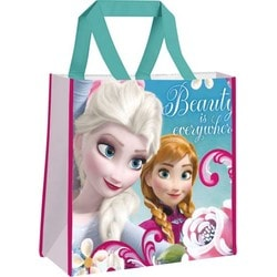 Sac shopping La Reine des Neiges