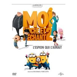 Moi, Moche et Méchant 2 (DVD)