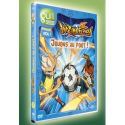INAZUMA 11: V1 JOUONS AU FOOT! (DVD)