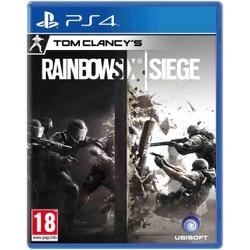 Rainbow Six Siege Tom Clancy (PS4)