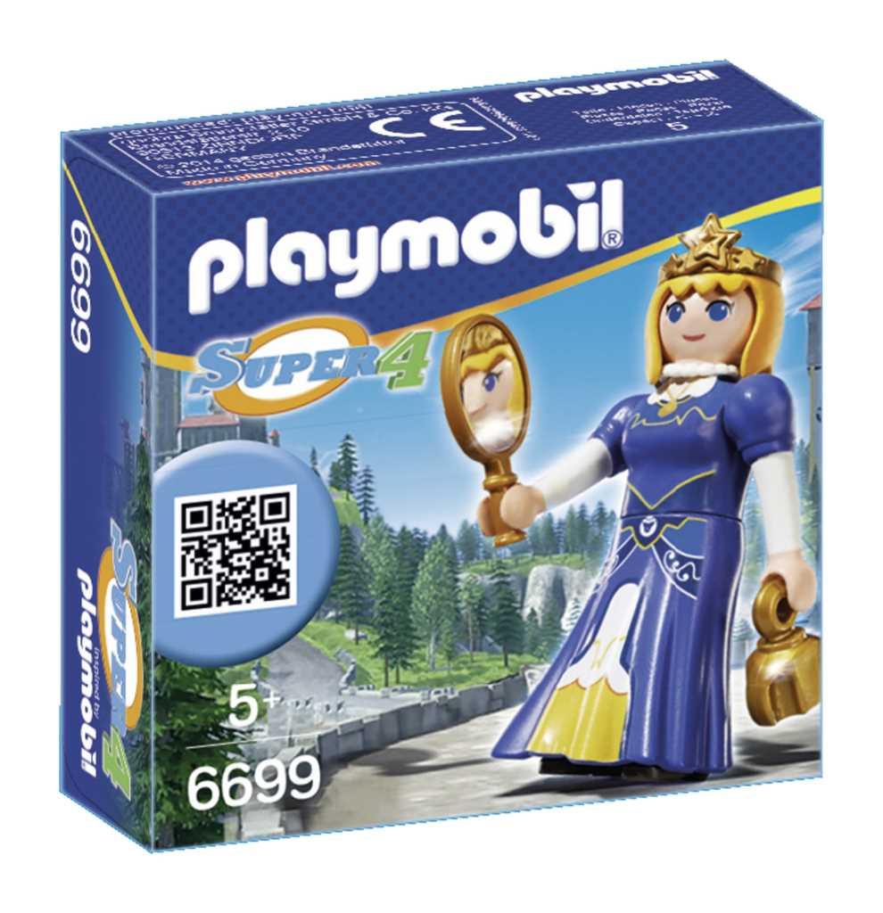 Princesse Léonore - PLAYMOBIL Super4 - 6699