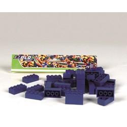 Sachet 75 briques - Coloris bleu