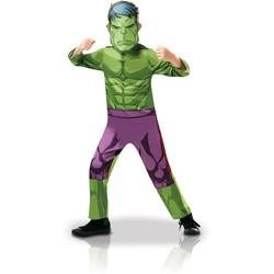 Avengers - Déguisement Hulk - Taille 5/6 ans