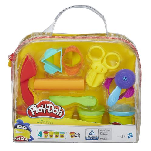 Set initiation Play Doh