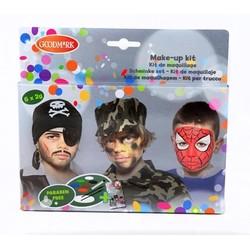 Kit de maquillage pour garçons