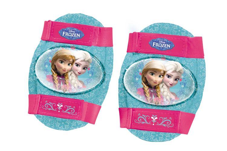 Set patins avec protections La Reine des Neiges