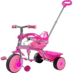 Tricycle évolutif rose