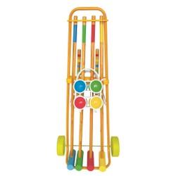 Jeu de croquet 4 joueurs