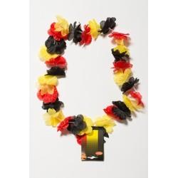 Guirlande tricolore Belgique