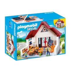 Ecole avec salle de classe - PLAYMOBIL City Life - 6865