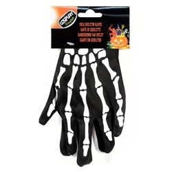 Gants de squelette - Halloween