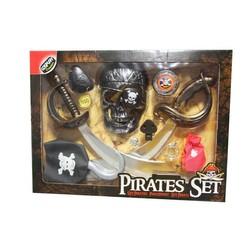 Set d'accessoires de pirate