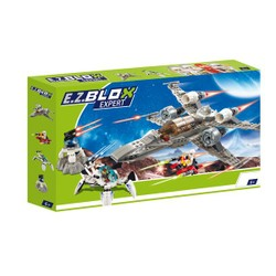 Space wing fighter EZBlox