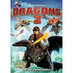 DRAGONS 2 DVD