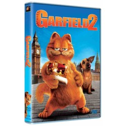 GARFIELD 2 DVD