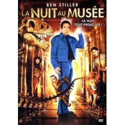 LA NUIT AU MUSEE DVD
