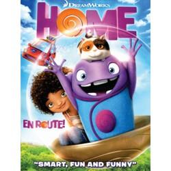 HOME (EN ROUTE) DVD