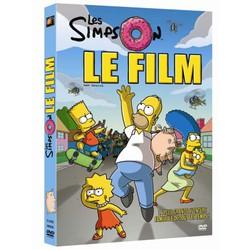 LES SIMPSONS LE FILM DVD
