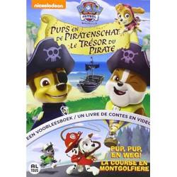 """Pat' Patrouille - Volume 3: """"Le trésor du pirate"""" (DVD)"""