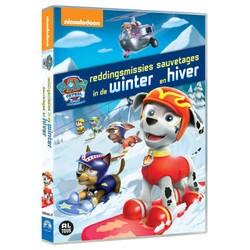 """Pat' Patrouille - Volume 4: """"Sauvetages en hiver"""" (DVD)"""
