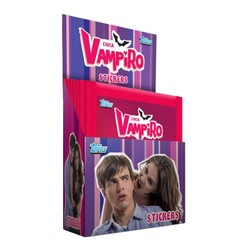 Chica Vampiro - Pochette de 5 stickers