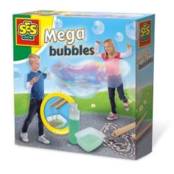 Faire des bulles géantes