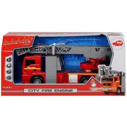 Camion de pompier français