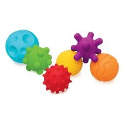 Set de 6 balles sensorielles - Sensory
