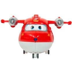 Figurine Super Wings Transforming Supercharged - Jett