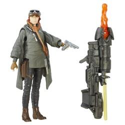 Star Wars Rogue One - Figurine 10 cm - Sergent Jyn Erso (Eadu)