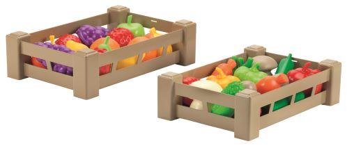 Cajette de fruits ou de légumes