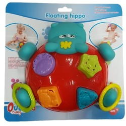 Hippo flottant à formes