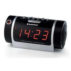 Radio Réveil Projecteur (couleur Noire)