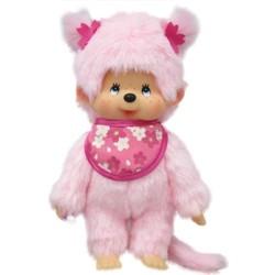 Monchhichi Pinky