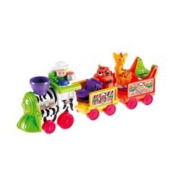 Little People - Le train du zoo ABC