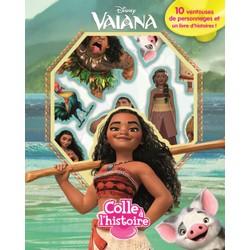 Vaiana - Colle à l'histoire