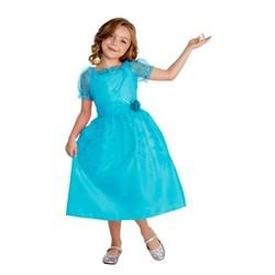 Déguisement Princesse Bleu - Taille 146