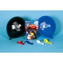 Cars/15 ballons imprimés