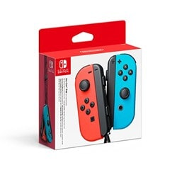 Paire de Joy-Con Rouge/Bleu (Nintendo Switch)