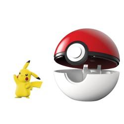 Pokémon - Clip 'N Go Pikachu + Poké Ball