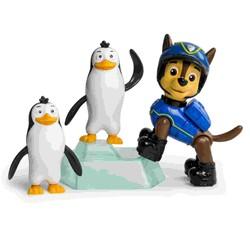 Pat' Patrouille - Rescue Set Chase et pingouin