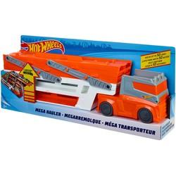 Camion Hot Wheels Méga Transporteur