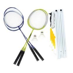Set de badminton de luxe 4 joueurs