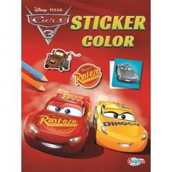 Cars - Happy sticker