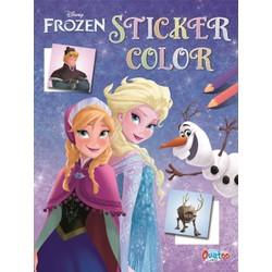 La Reine des Neiges - Happy sticker