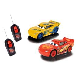 Cars - Twin pack radiocommandé Cars 3